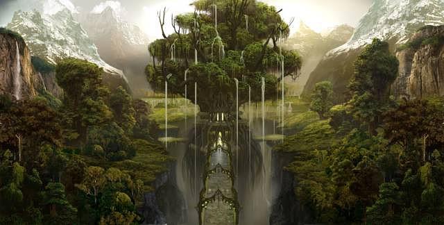 Yggdrasil-mitologia