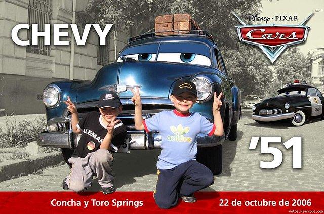 Concha y Toro con Erasmo Escala, 22/10/2006