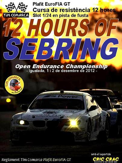 Cartell 12h Sebring