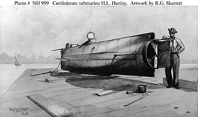 CSS H.L.Hunley