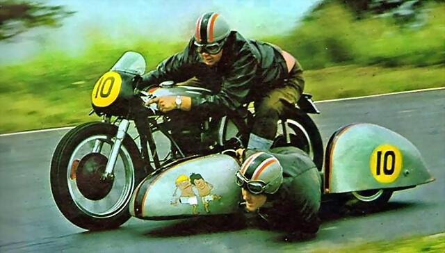 Sidecar Racer 10