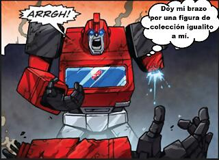 comic ironhide