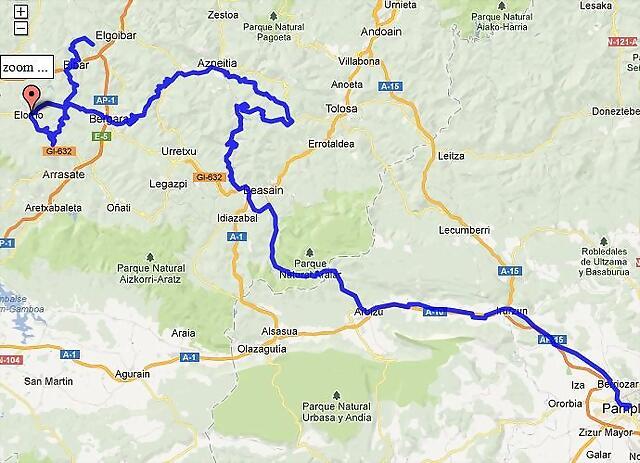 propuesta etapa 11 mapa
