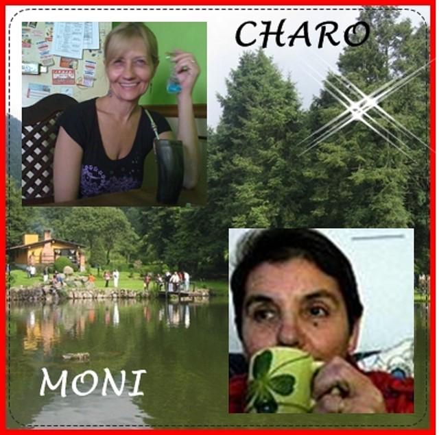 MONI Y CHARO