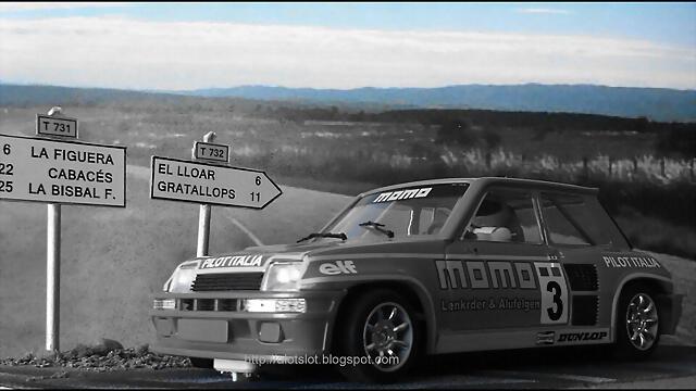 rally - Diorama Rally Catalunya by AlotSlot 3555371EFF1454AFB0323454AFAEAB