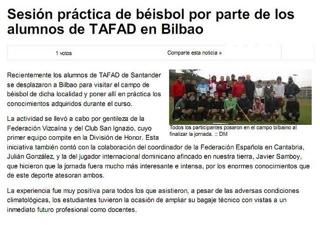 2010.03.17 Visita TAFAD