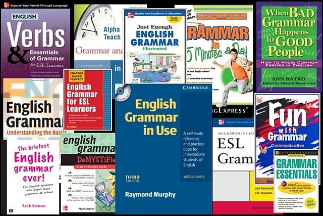 Gramática Inglés (83 eBooks) [PDF, DjVu, CHM | Inglés | 664 MB]
