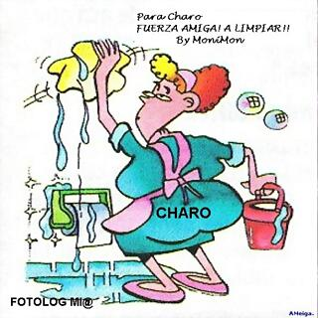 PARA CHARO