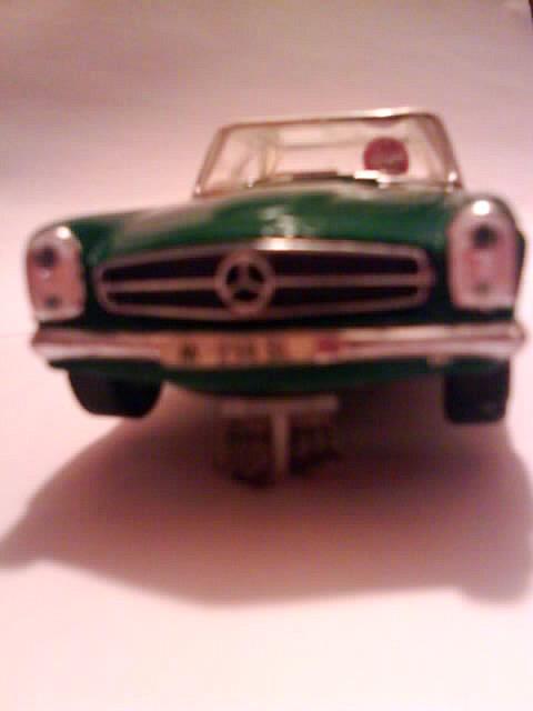 Mercedes EXIN Verdfe 1