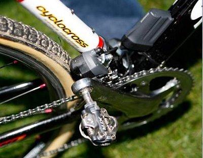 Bicicleta ciclocross Niels Albert