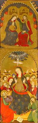 Manresa retablo coronaci?n