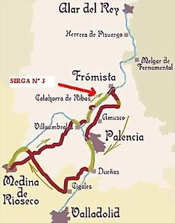 Plano GPCanal de Castilla 2