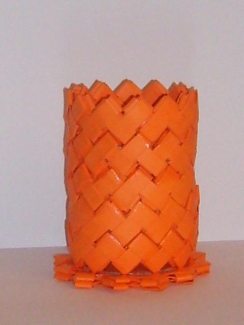 lapicero naranja