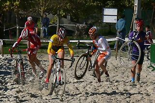 Ciclocross Junior Villarcayo