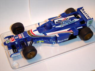 Williams renault  FW 97 polistil