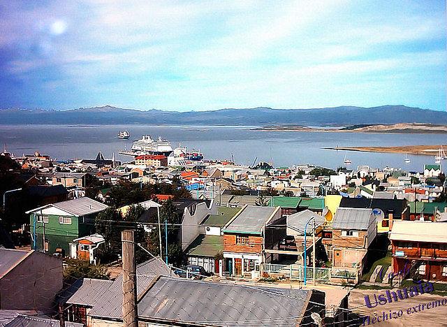 Ushuaia, Tierra del Fuego, Patagonia Argentina