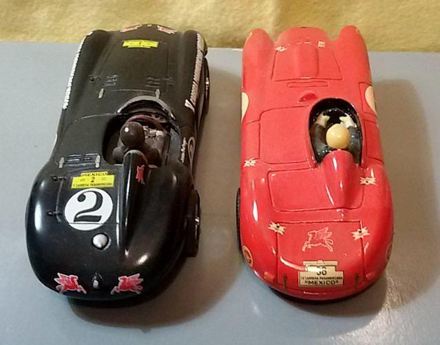 BUM Lancia D24 & Ferrari 750 Monza (4)