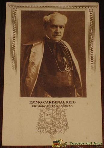 Reig y Casanova, Enrique