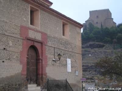 Fachada Principal Iglesia Gérgal y Castillo