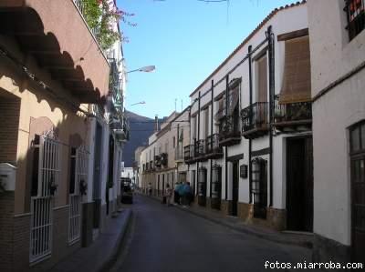 Calle Sebastián Pérez de Gérgal