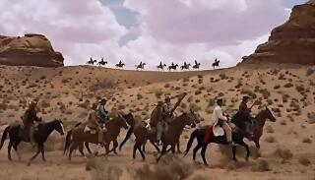 Searchers - Desierto