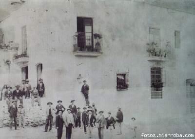 Plaza Vieja de Gérgal 2