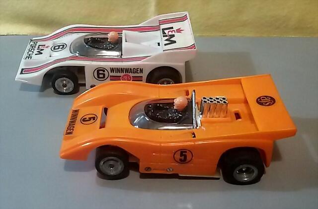 AJS McLaren & Porsche (1)