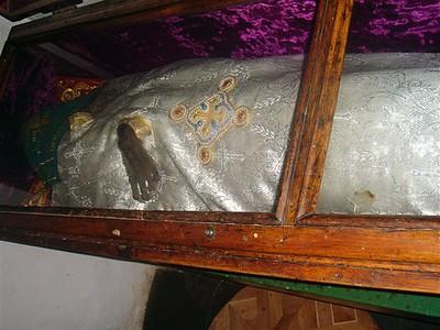 Momia catacumbas fraile Antonio
