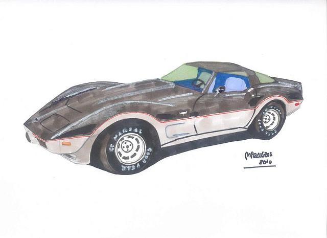 corvette80