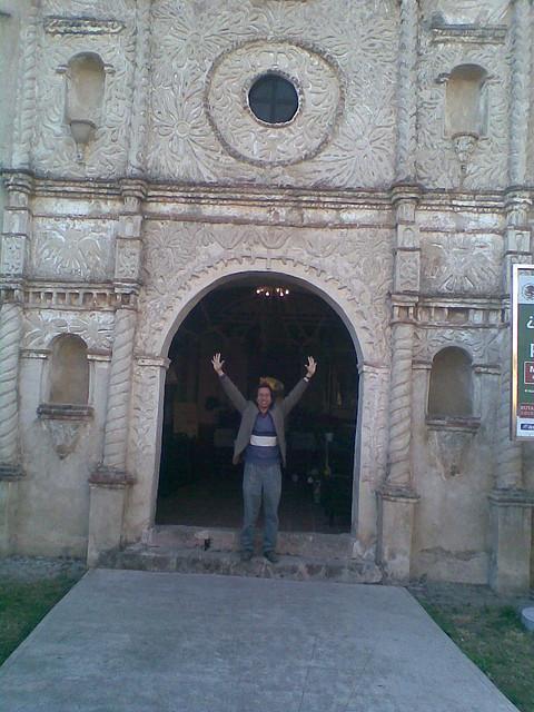 Cachalín en Santiago, Tlayacapan