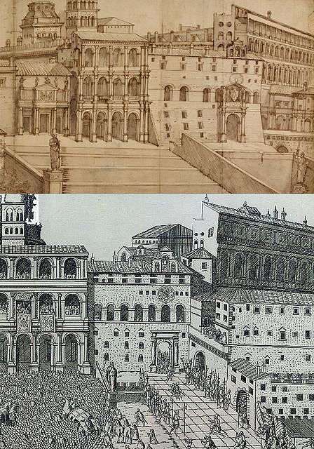 Puertas Medievales Vaticano
