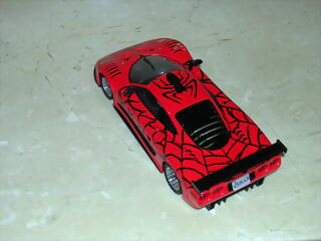 Mosler Spiderman II