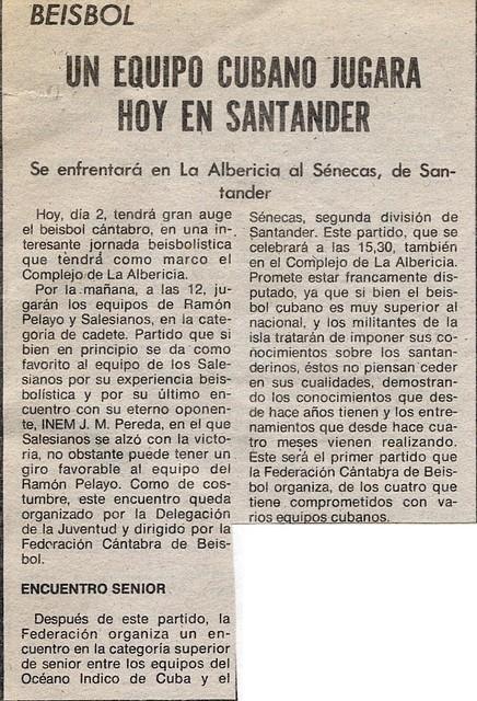 1975.03.02 Liga cadete y amistoso sénior
