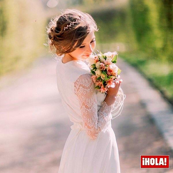 20 Ideas de Ramos Novia y Bouquets para tu boda Romántica (5)