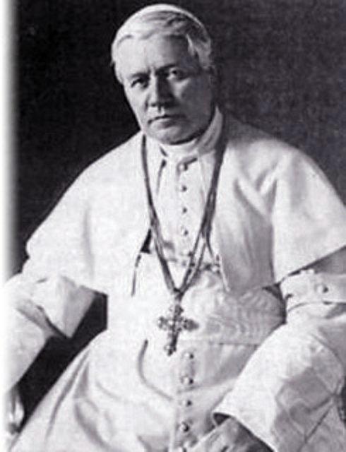 José Sarto (Píop X,,  Papa)