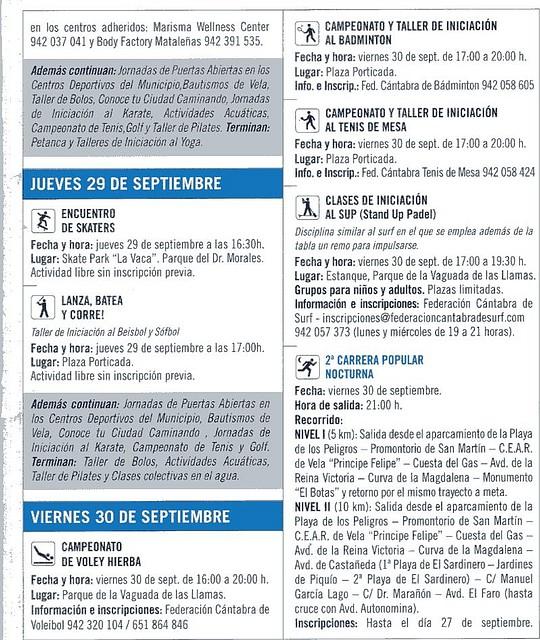 2011.09.29b II Semana del Deporte