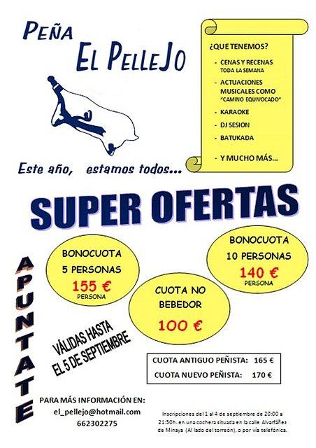 Grandes ofertas de CORTE PELLEJO !!!