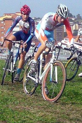 Ciclocross Michel Vuelta