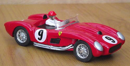 AA Bodies Ferrari Testarossa Pontoon LM58