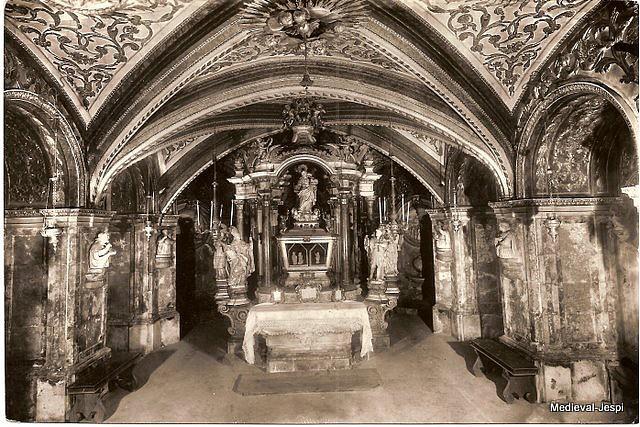 Manresa Santa Mar?a de la Seu Cripta
