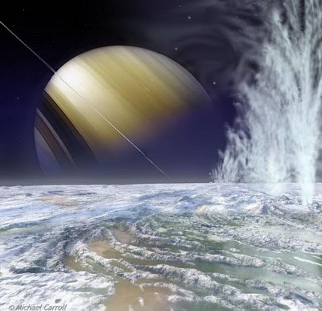 ozono21 Encelado Saturno