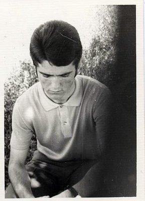 M. Estrada, en los años de su juventud