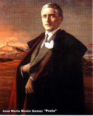 José Maria Moron Gomez.Retrato de Vazquez Diaz