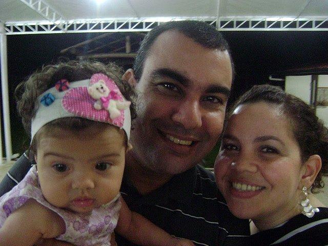 Miriam,minha filha e meu genro