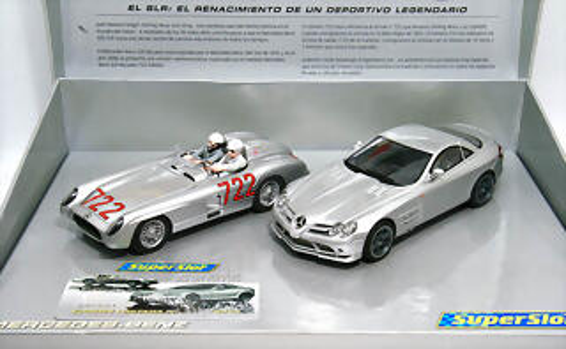 Pack Mille Miglia Mercedes 640