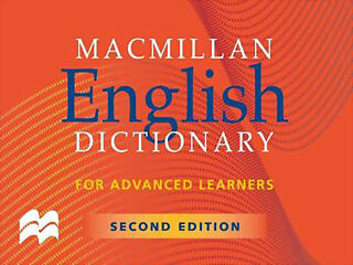 macmillan english dictionary for advanced learners 2nd edition pdf