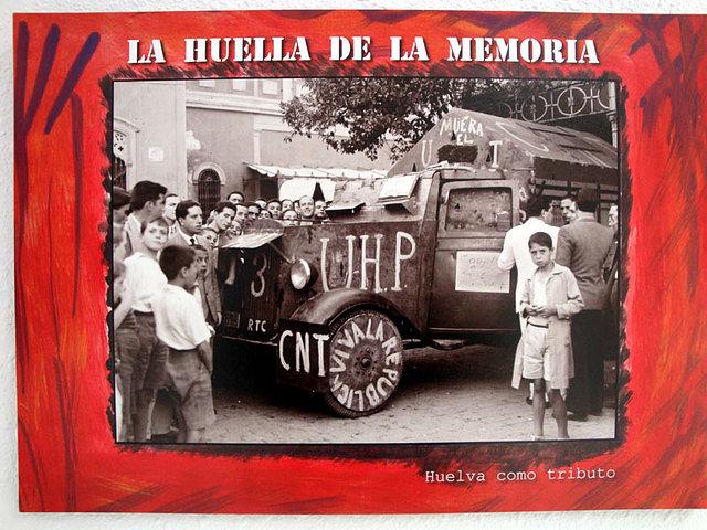 Huelva como tributo