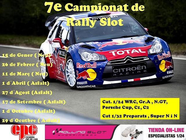 cartell campionat 2011