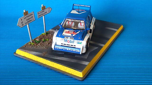 rally - Diorama Rally Catalunya by AlotSlot 2A55363EBA1E54AECFD52054AECE66
