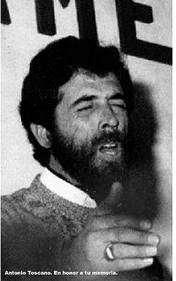 Antonio Toscano.